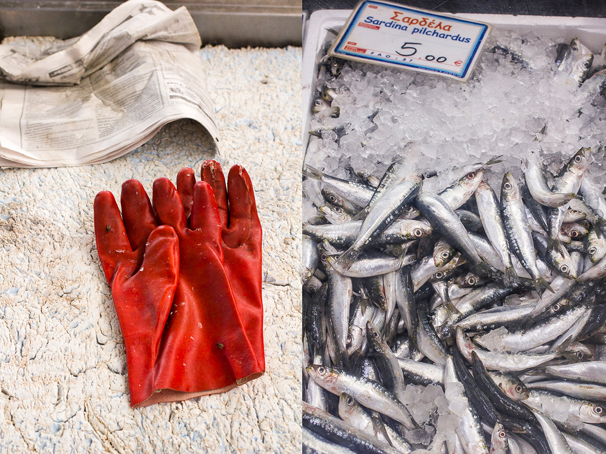 Greece FishMarket
